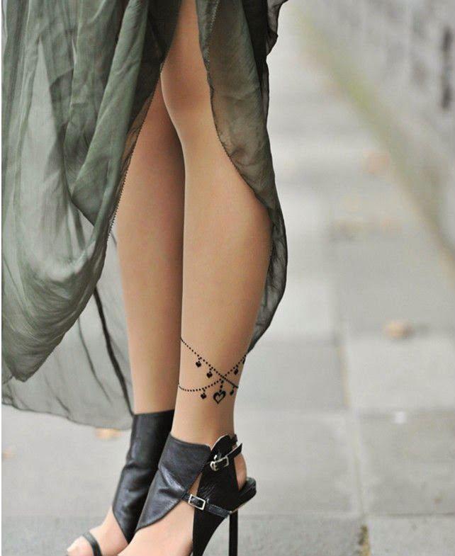 Tatuajes para tobillos