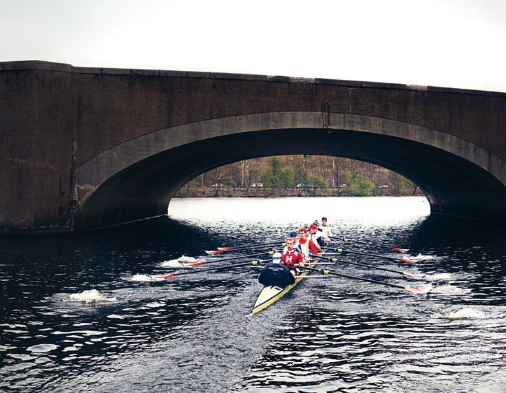 How to Work Out Like the Harvard University Crew Team