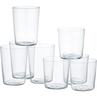 Whether you are serving garden-infused cocktails or white wine spritzers, you will need some extra glassware on hand and this 8-peice Marta Barware Set ($17.80, CB2) is minimalist and made from ultra-thin glass creating a stylish and modern appeal. The set contains four 18oz coolers and four 13 oz double old-fashioneds.