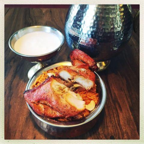 S.O.S: South of Seoul: Arati Indian / Nepali Food