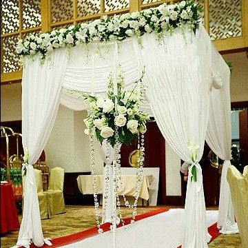Chuppah Party Items And Party Supplies On Pinterest