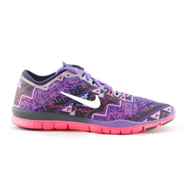 Cool. Contemporary. Aztec. We've got them, you can have them. Tony Pryce Sports - Nike Women's Free 5.0 Trainers Purple | Intersport