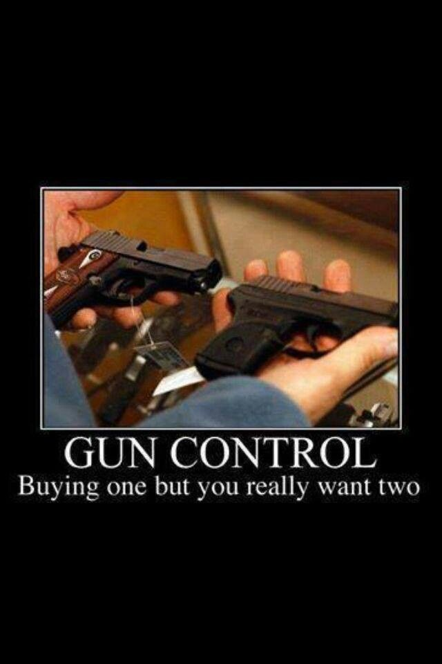 Gun control! - Ha                                                                                                                                                      More