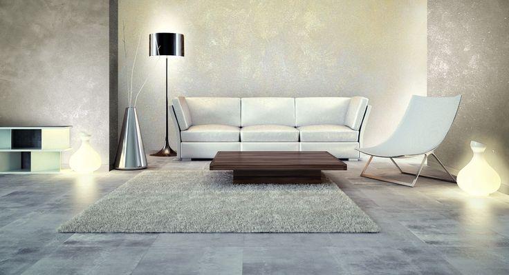Valpaint 'Klondike light' is een moderne coating voor binnenshuis. Door de subtiele metallic deeltjes in de coating geeft het een zijdezachte gouden of zilveren glans. Muren komen met deze wandafwerking tot leven!