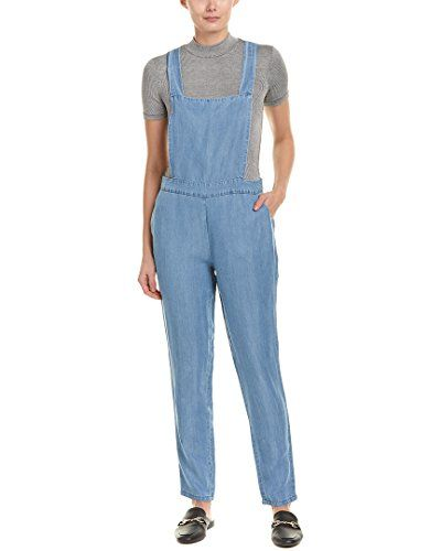bfb6e679a16a Womens Delilah Linen-Blend Overall