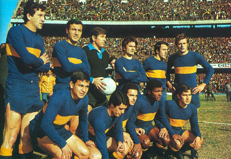 Boca Juniors - Campeón 1970