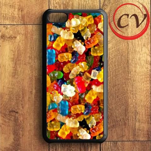 Delicious Gummy Bears Candy iPhone 5C Case