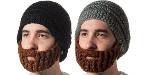 5 bizzarri cappelli fatti a maglia