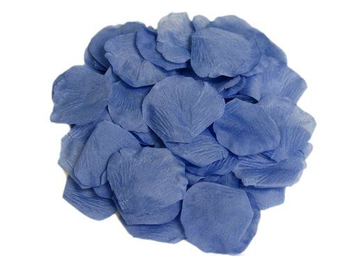 BalsaCircle 2000 Silk Rose Petals Wedding Decorations Bulk Supplies  Periwinkle >>> Find out more about the great product at the image link.Note:It is affiliate link to Amazon. #startup
