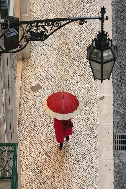 Rainy Day In Lisbon | Flickr - Photo Sharing!