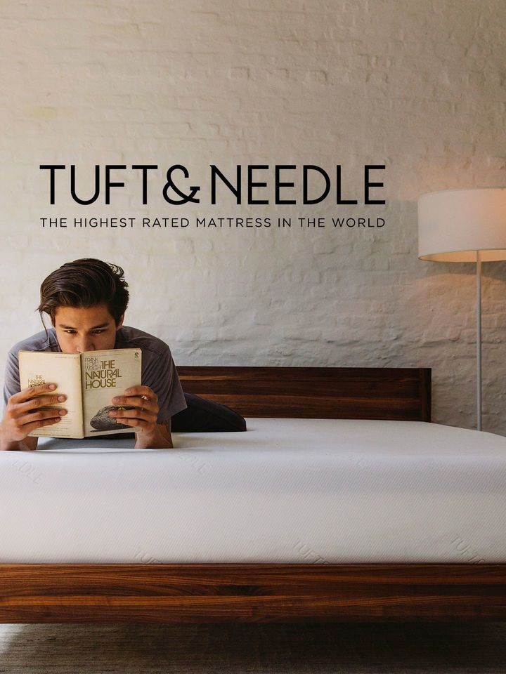 Shop Tuft Amp Needle Mattress On Huckberry Huckberry
