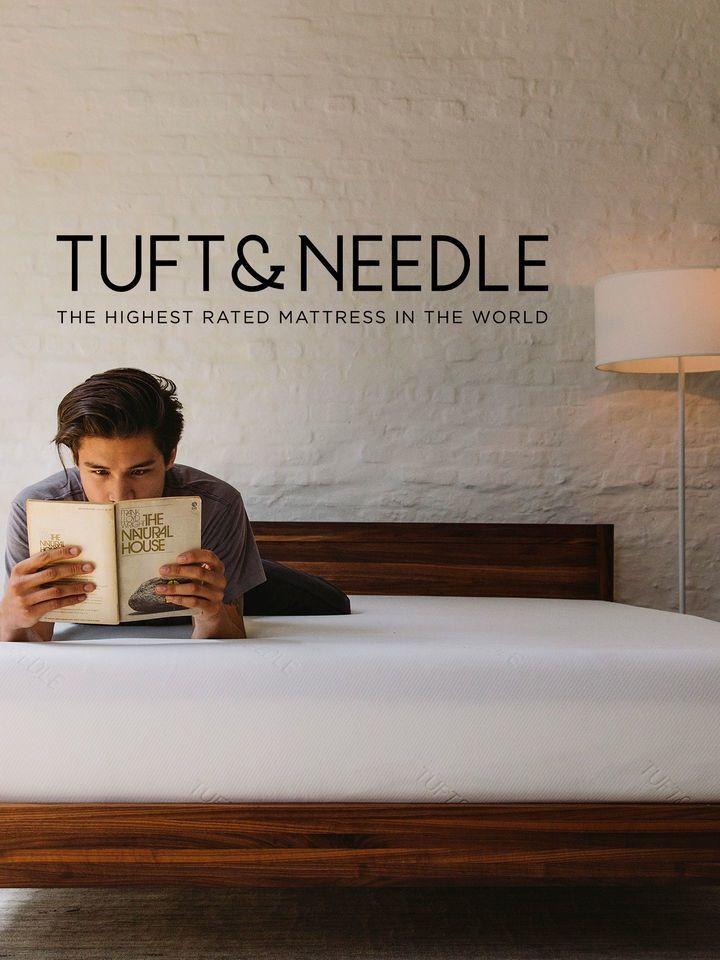 Shop Tuft & Needle Mattress on Huckberry   Huckberry