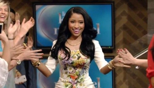 Nicki Minaj Twerking Video Will Make You Forget About The Drake vs Meek Beef (Video)