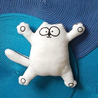 Simon's cat en peluche. by design:irish (2011)