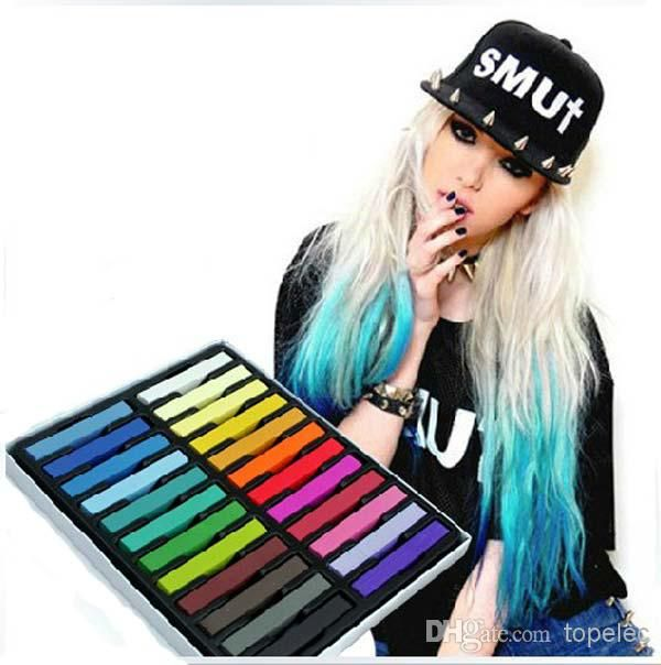 qualität meister pastell 24 farben passen haar kreide auswaschbare farbe pastell-Kreide professionelle malerei