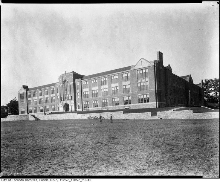 1920 Western Technical Commercial School