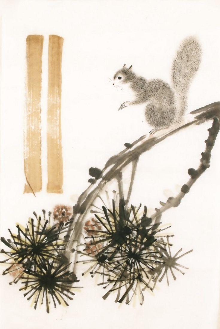 Squirrels - CNAG000766