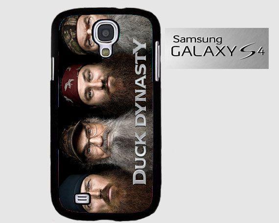 Duck Dynasty  samsung galaxy s4 case  Duck Dynasty by Pocketcase, $15.90