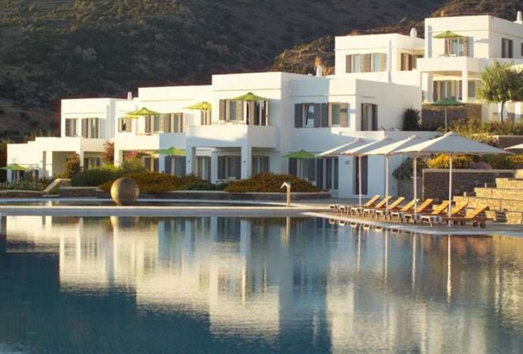 Delood Loves Elies Resort in Sifnos