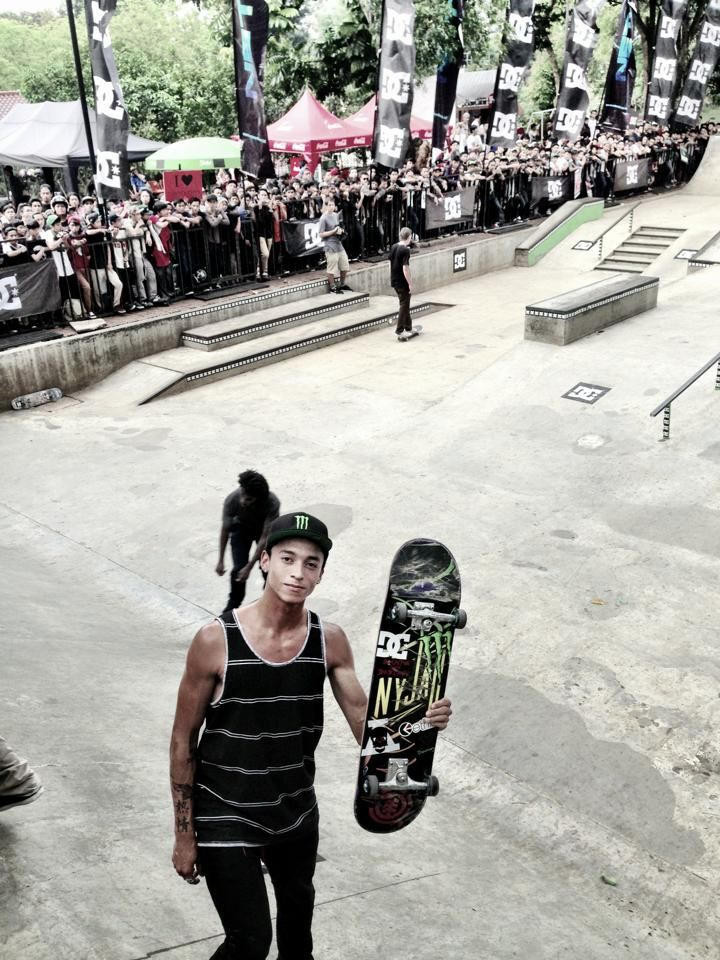 Nyjah Huston <3