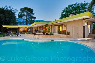 Pasadena Mid-Century Modern - Midcentury - Pool - los angeles - by ...