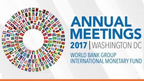 Phó Thống đốc Nguyễn Thị Hồng làm Trưởng đoàn dự Hội nghị thường niên IMF/WB 2017