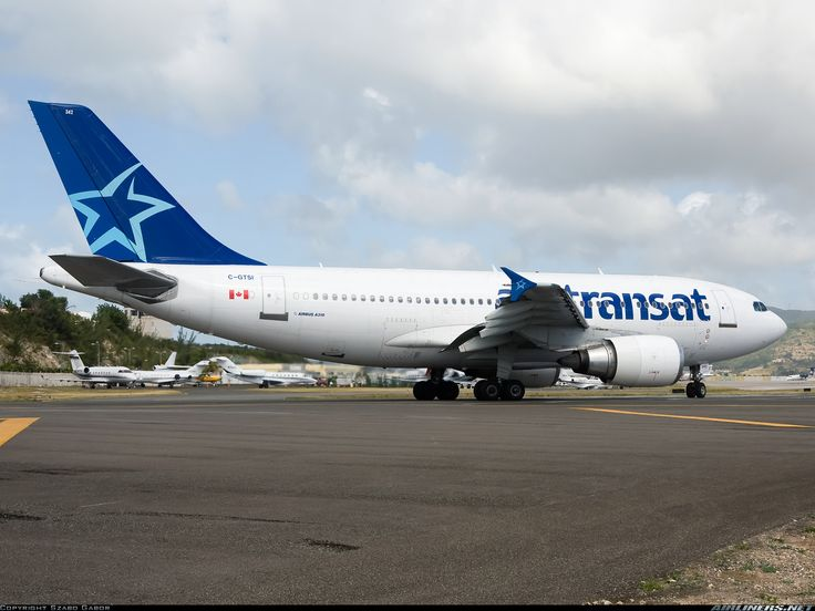 Airbus A310-304 - Air Transat | Aviation Photo #1533290 | Airliners.net