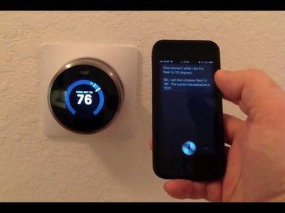 Home Automation Hacks Using Siri and Raspberry Pi I love these gadgets of the future that are happening now!  Crazy Cool!
