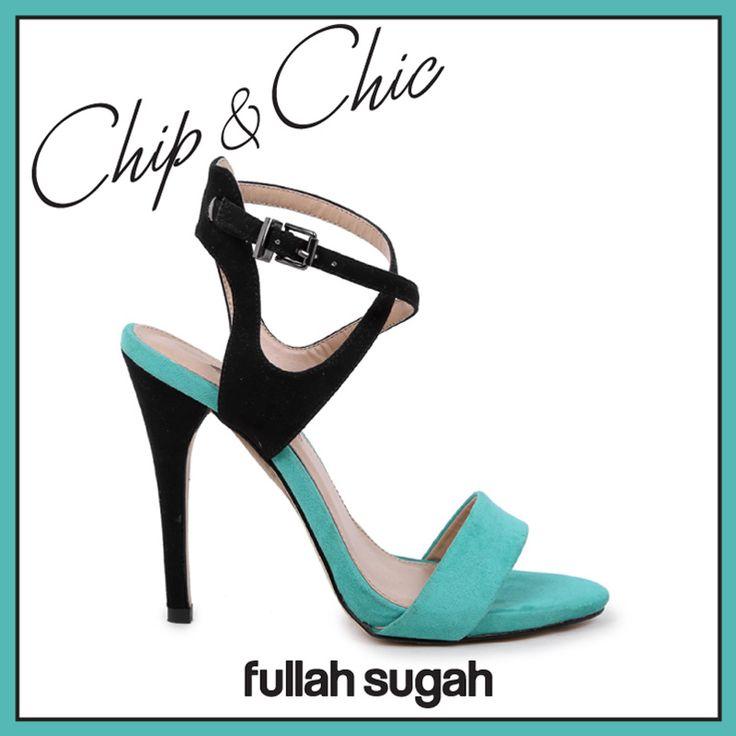 """Chip & Chic """"Απογειώστε"""" το look σας με πέδιλα Fullah Sugah! #sales #shoes #trends #style #fullah_sugah"""