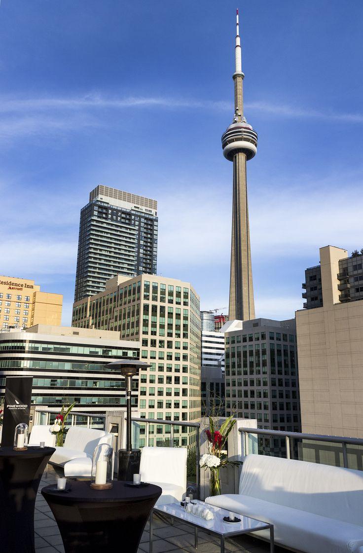 7th Floor Terrace View