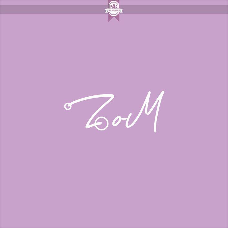 Concept Logo Zoom