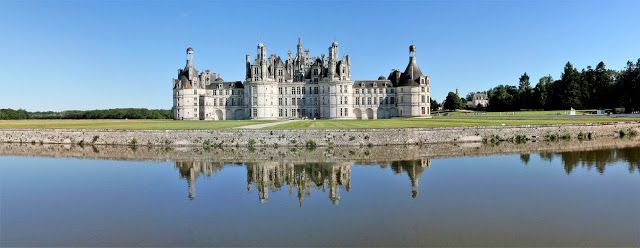 Image result for The Loire Valley between Sully-sur-Loire and Chalonnes: