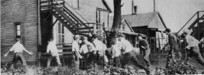 First Red Scare - Chicago Race Riot of 1919: