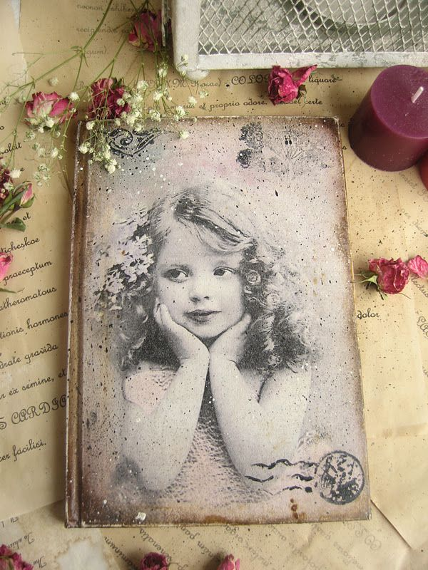 62 best objetos decorados con transfer images on pinterest for Imagenes de techos decorados