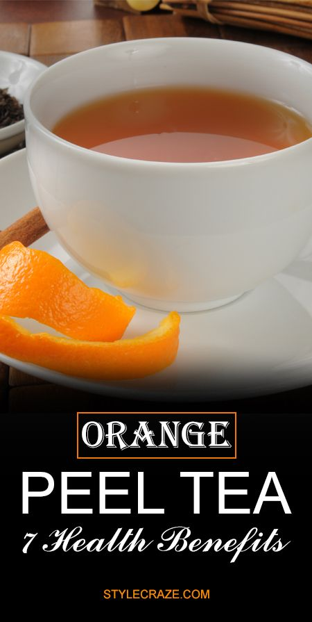 Did you know that drinking orange peel tea is a tasty way of keeping healthy? This bittersweet beverage is crammed with Vitamin C and other vital nutrients that have many health benefits. If you are wondering how you can prepare orange peel tea and what other benefits it has, this is the post you got to read!