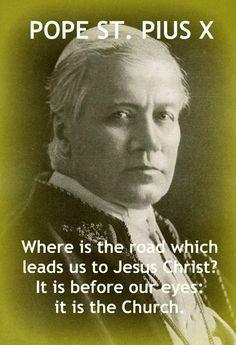 Pius X Meme Church