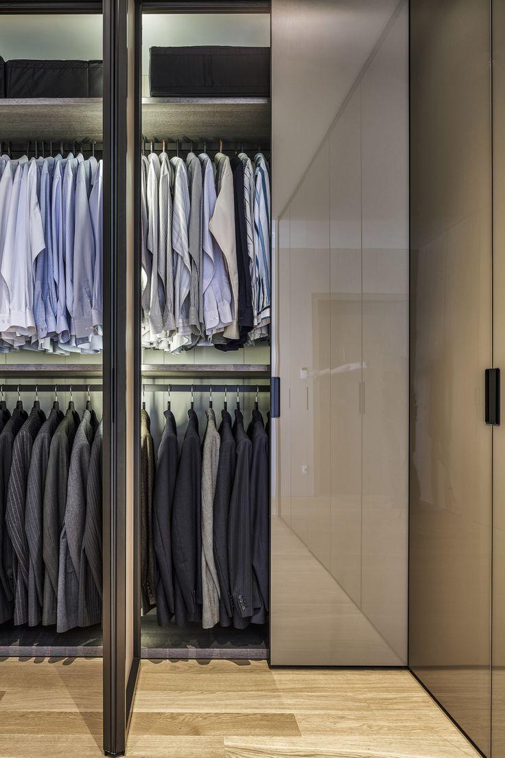 Rimadesio Cover - Walk_in closet -Gardrop