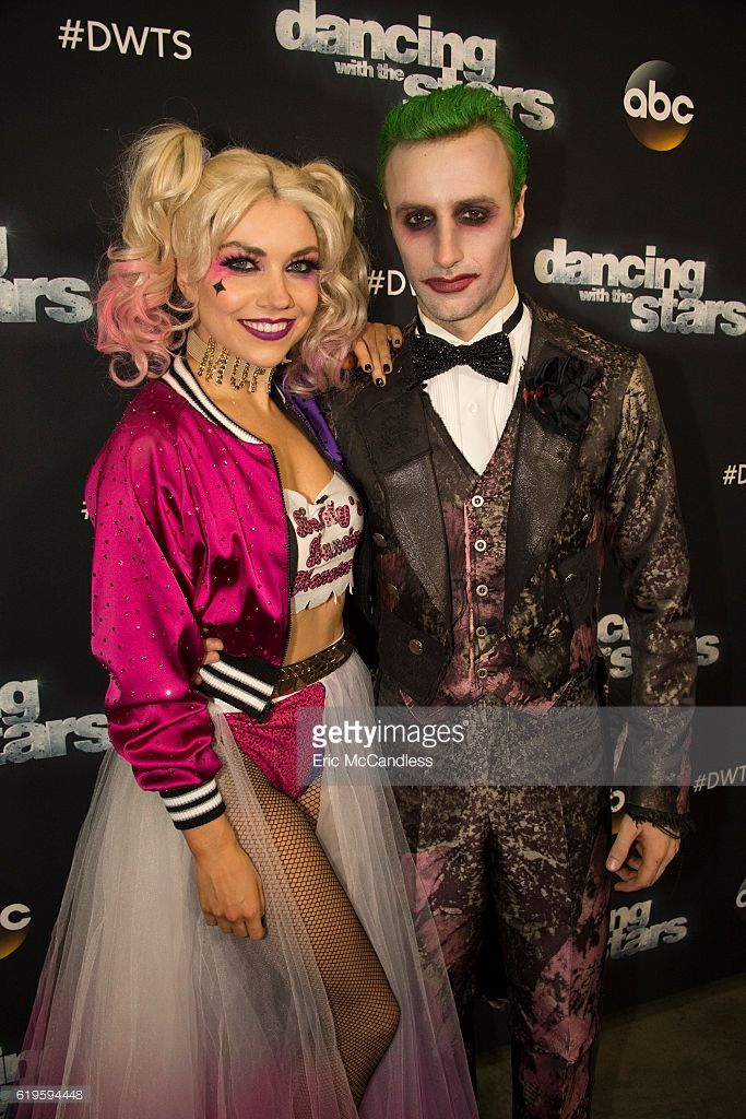 STARS - Episode 2308 - Dancing with the Stars treats viewers to a frightfully delightful night filled with chilling performances on MONDAY, OCTOBER 31 (8:00-10:01 p.m. EDT). JENNA