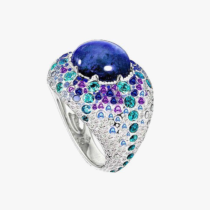 Кольцо от Mathon Paris