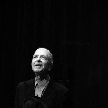 Traducción al español de letras de canciones del cantautor Leonard Cohen (Música en Margen Cero, 2005)
