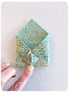 3squeezes: Origami Envelope