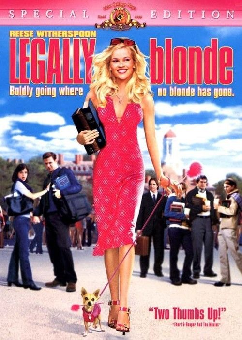 Watch Legally Blonde 2001 Full Movie Online Free