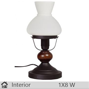 Veioza iluminat decorativ interior Klausen, gama Retro, model TL1