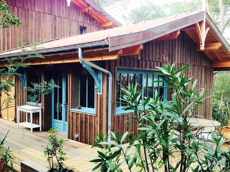 Location vacances La Cabane Mimbeau à Lège-Cap-Ferret | My Nomad Family