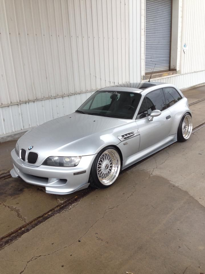 bmw z3 m coupe silver deep dish zzzzzz3 pinterest. Black Bedroom Furniture Sets. Home Design Ideas