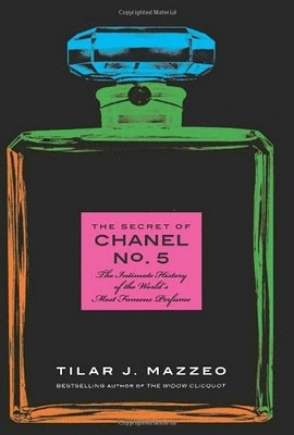 This book was given to me as a Christmas gift, the story of Chanel No5