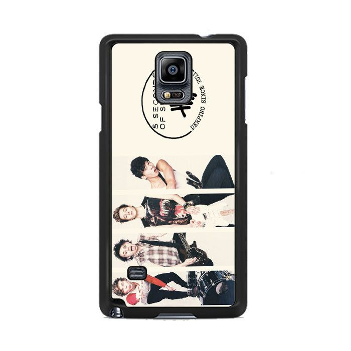 5 Seconds Of Summer 5 sos Samsung Galaxy Note 3 | 4 Cover Cases