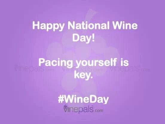 National Wine Day 2/18th