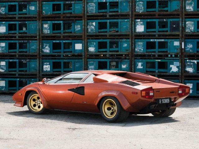 Original 1979 Lamborghini Countach for Sale3