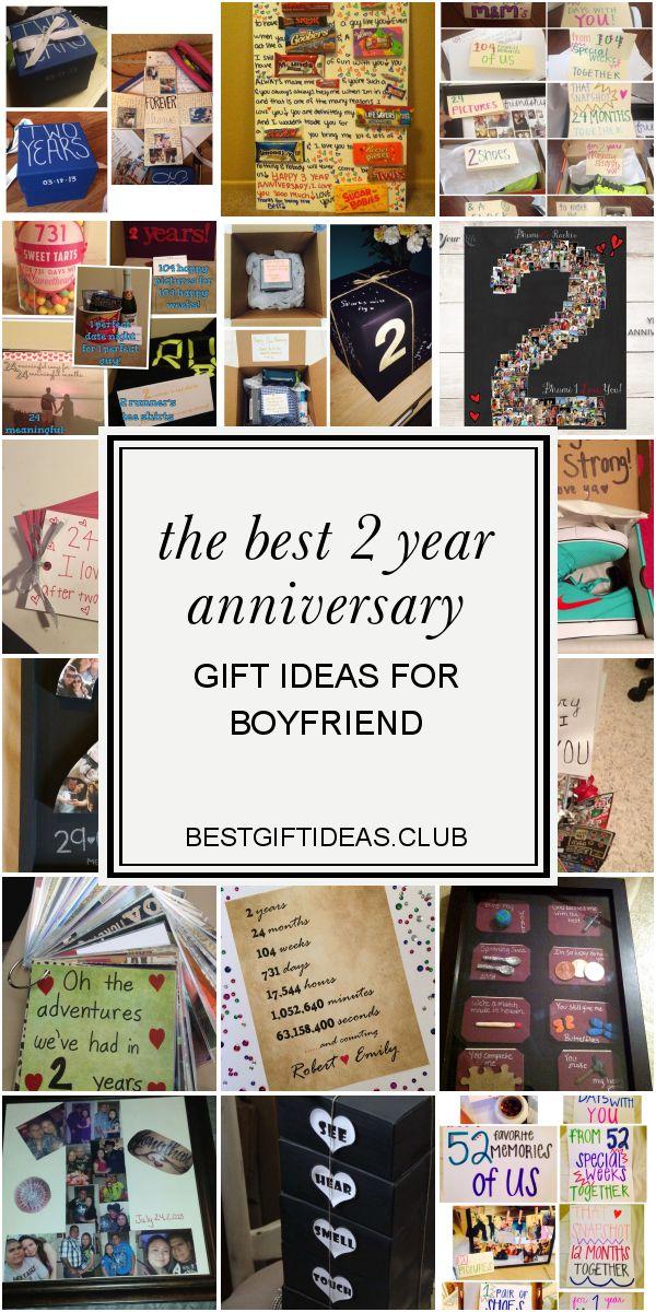 The Best 2 Year Anniversary Gift Ideas for Boyfriend
